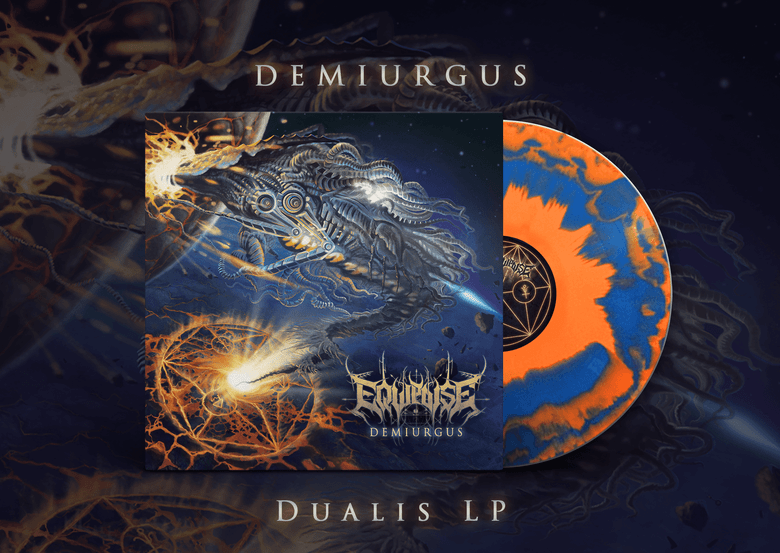 Image of EQUIPOISE - Demiurgus - Dualis Double LP
