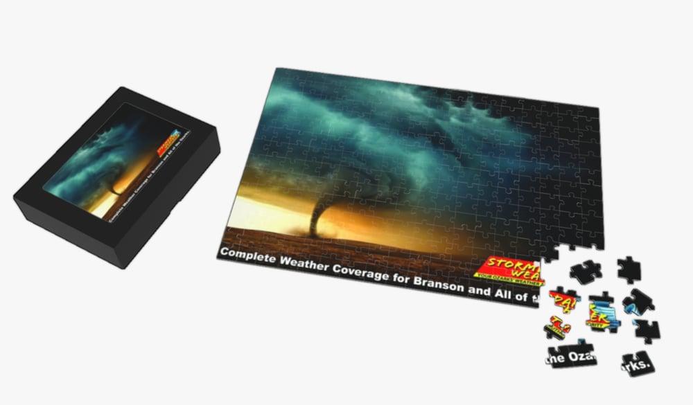 Image of Stormdar Tornado Jigsaw Puzzle
