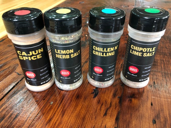 Image of 6oz Shaker Combo Pack!