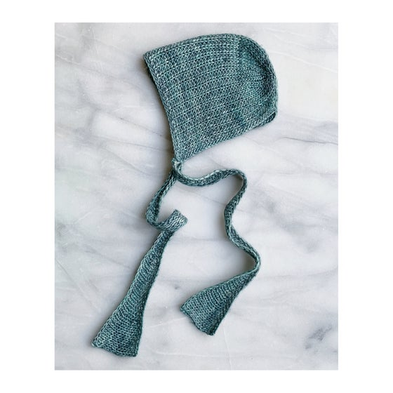Image of Maxwell Bonnet in Dreamy Teal