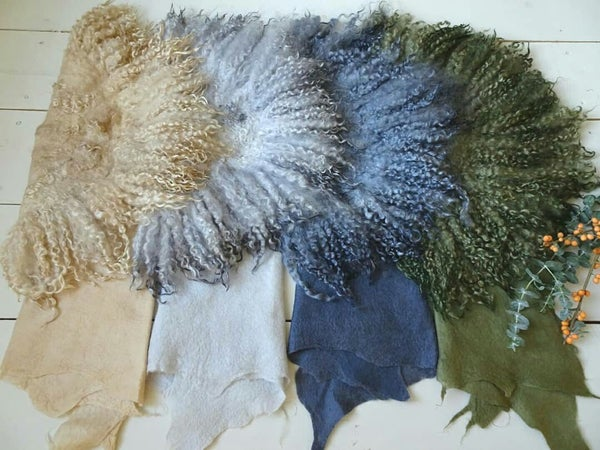 Image of Northern Collection - 2pc felted sets
