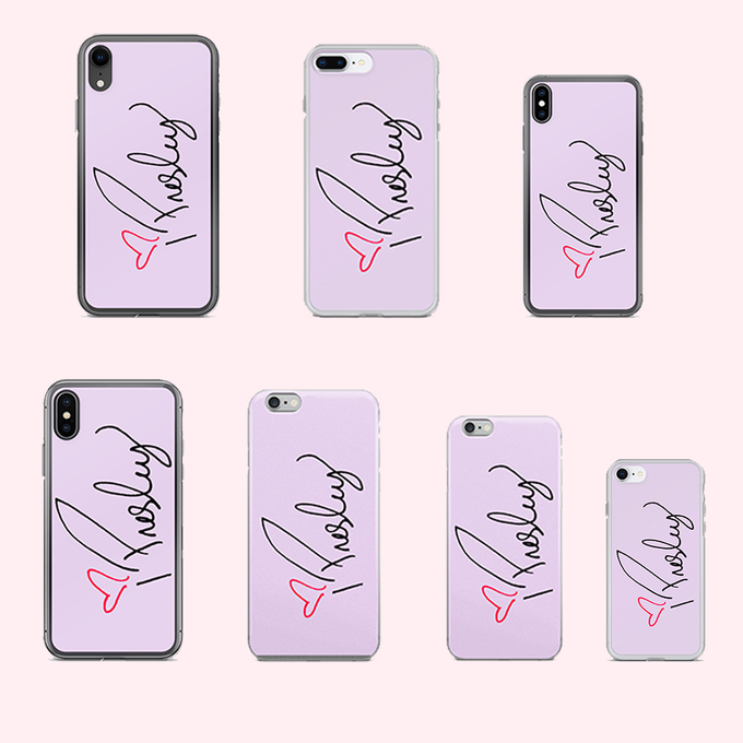 Image of Heart Signature Samsung & iPhone Cases (All Models)