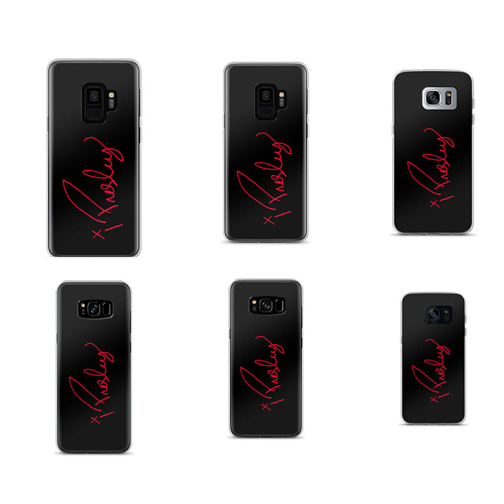 Image of X Signature Samsung & iPhone Cases (All Models)