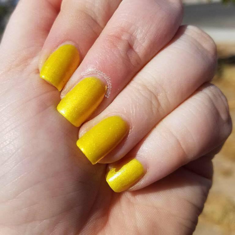 Image of Icy Lemonade Nail Polish