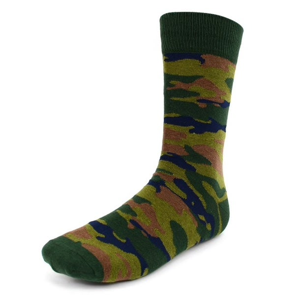 Image of Camo Socks