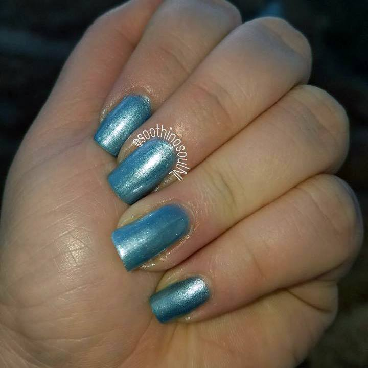 Image of Blue Dawn Nail Polish