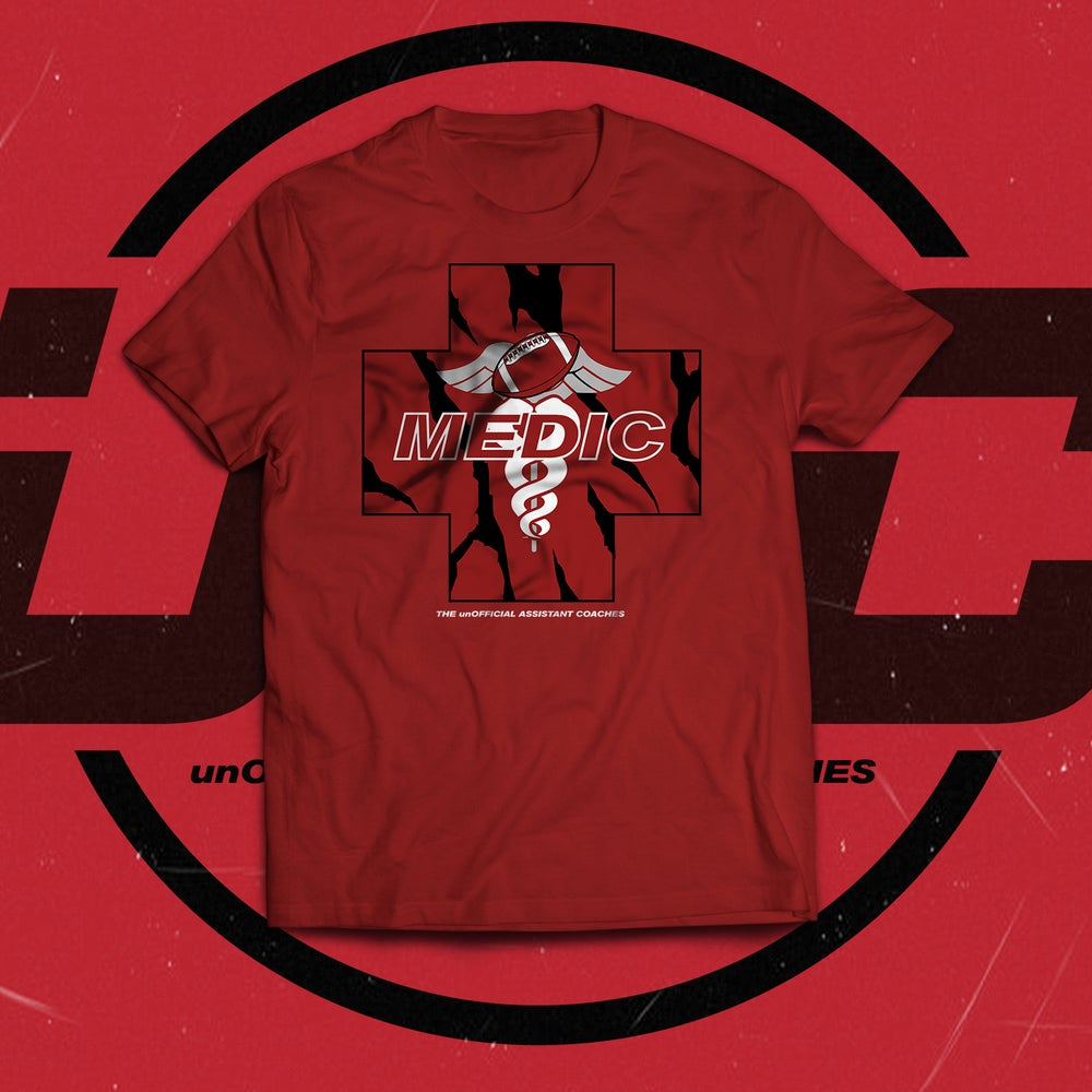 Image of Medic Tee Red