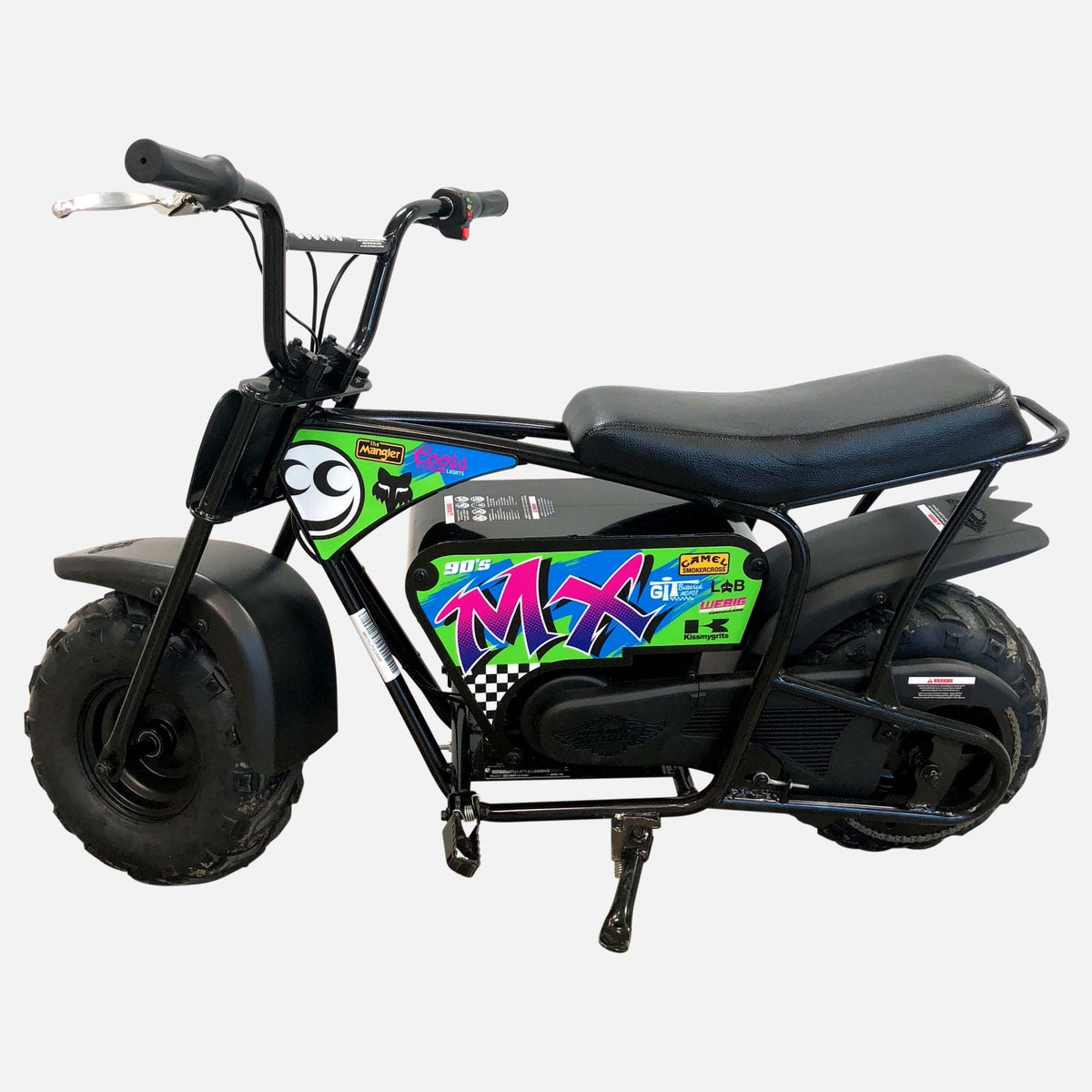 Image of TEAM BADASS MEGA MOTO GRAPHICS KIT