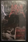 Image of Lust of Decay 'Kingdom of corpses' tape