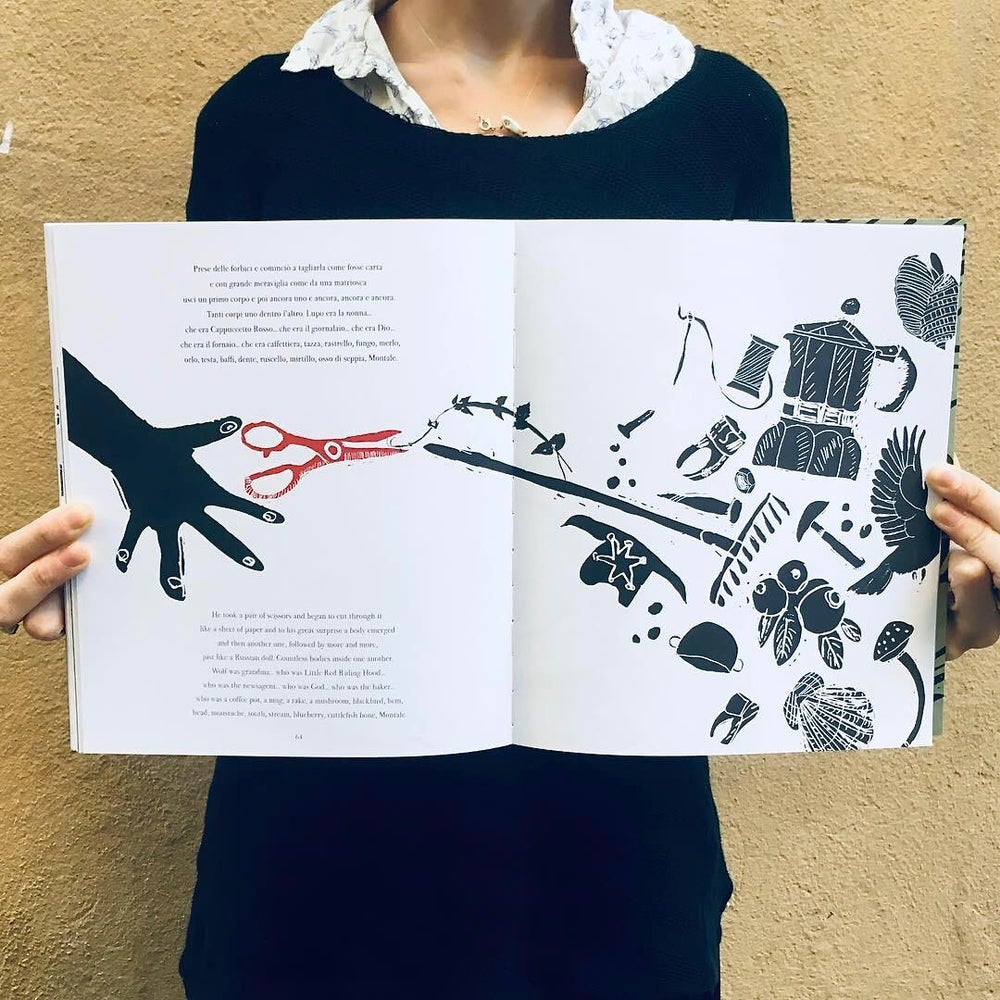 """Image of Libro """"Lupo Rosso"""""""