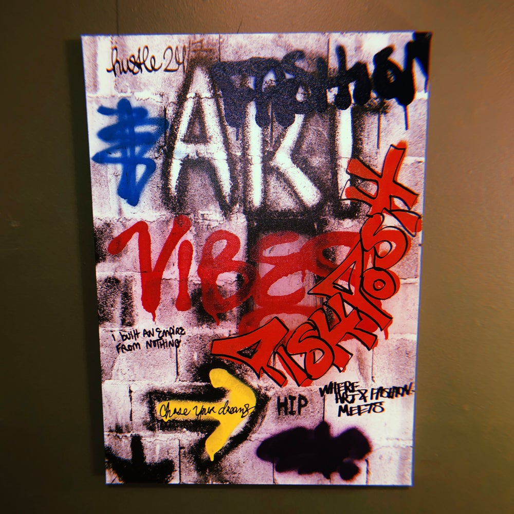 Image of Art Vibes Canvas
