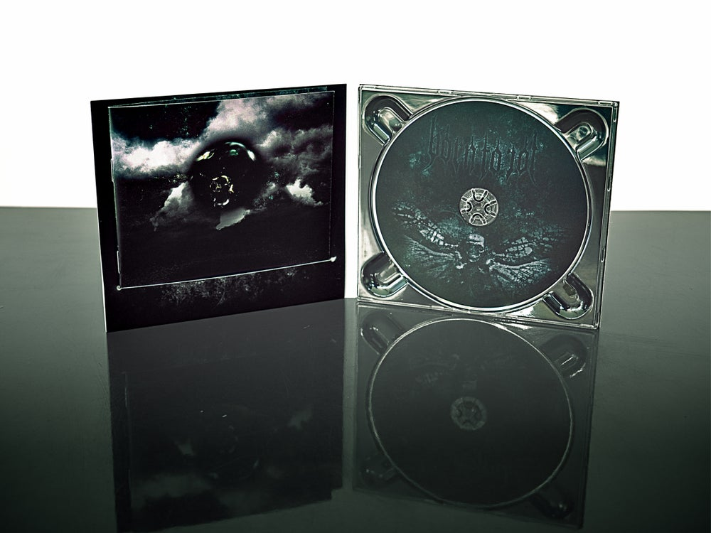 Image of BORN TO ROT INNOCENCE SOILED Album Limited Edition Digipack 100 ex