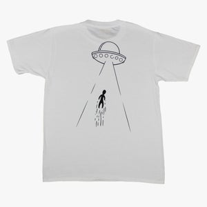 Image of spaceout - Tee (White)