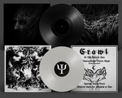 Image of Crawl / Leviathan Split LP – Red River Family Records Edition Pre-Order