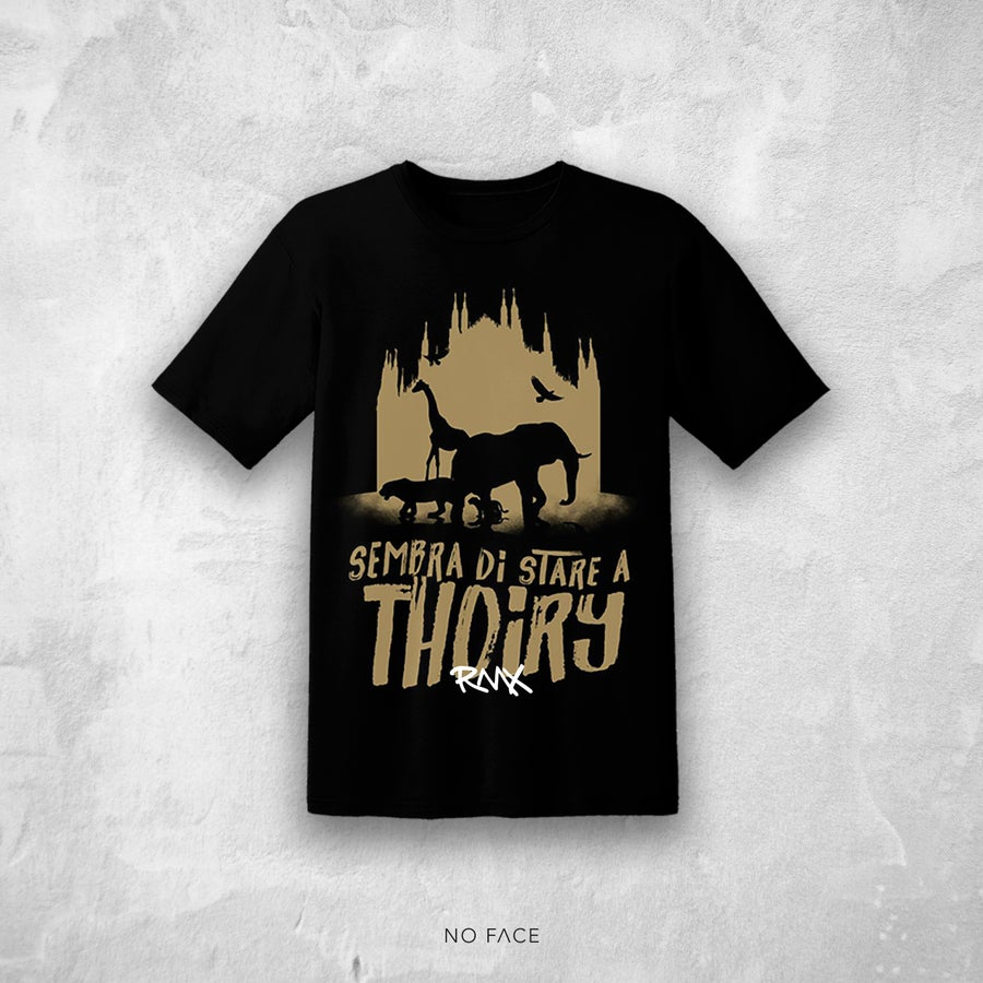 "Image of T-SHIRT ""THOIRY"""