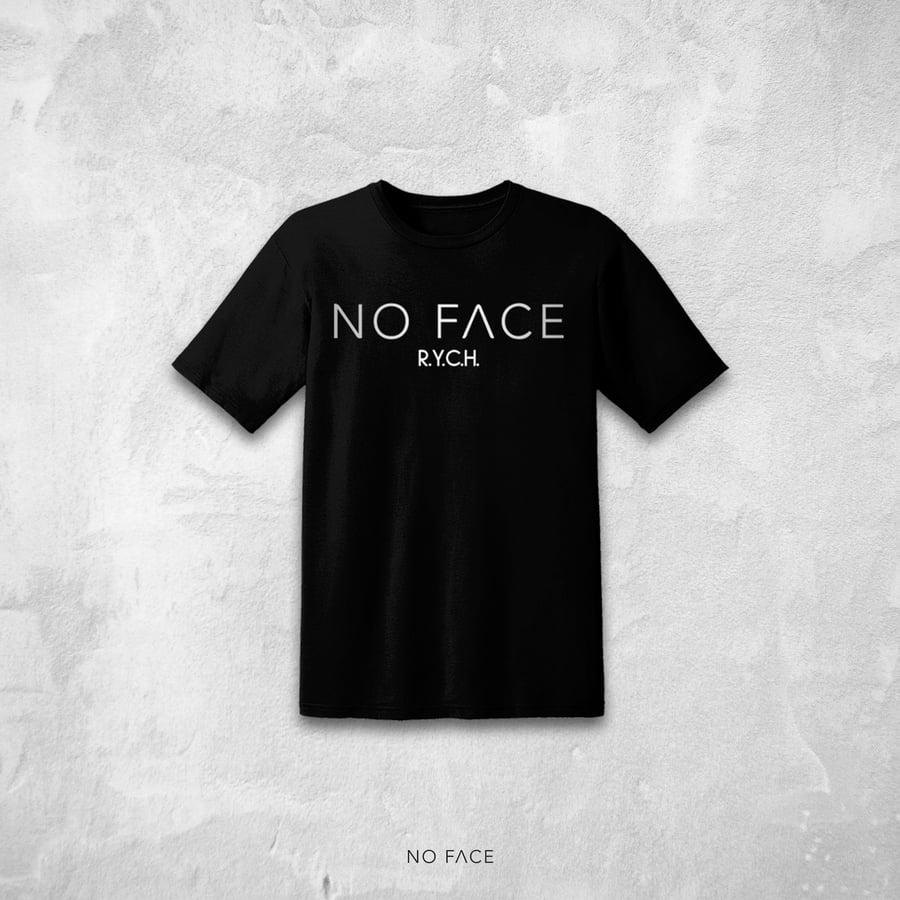 "Image of T-SHIRT ""NO FACE R.Y.C.H."""