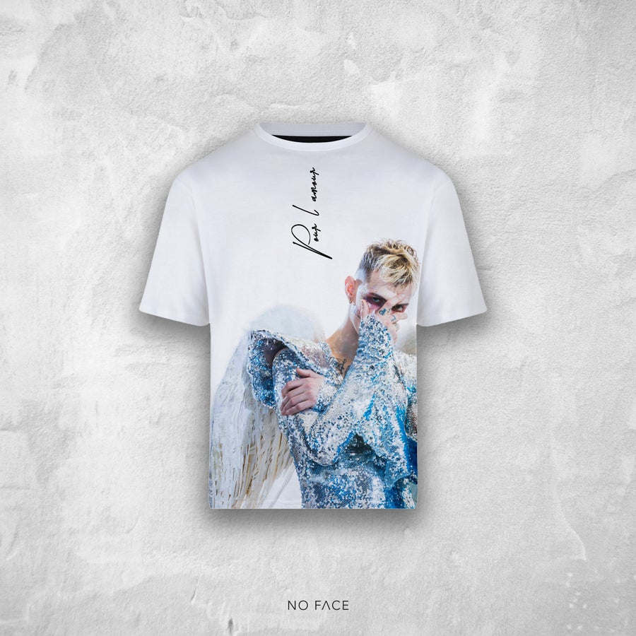 "Image of T-SHIRT ""ANGELO BLU"""