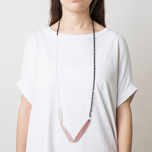 Image of NEBBIA - LONG NECKLACE - NB CL 001