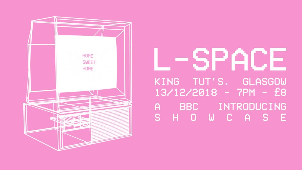 Image of L-space at King Tut's for BBC Introducing