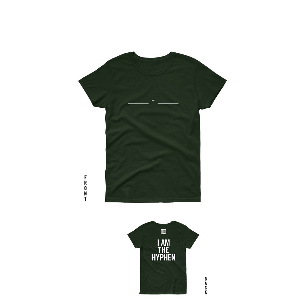 Image of The Hyphen Tee