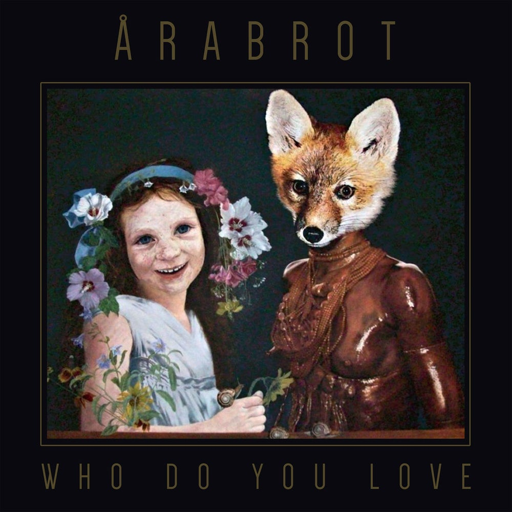 ÅRABROT - Who do you Love? / VINYL LP (clear, ltd. 250)
