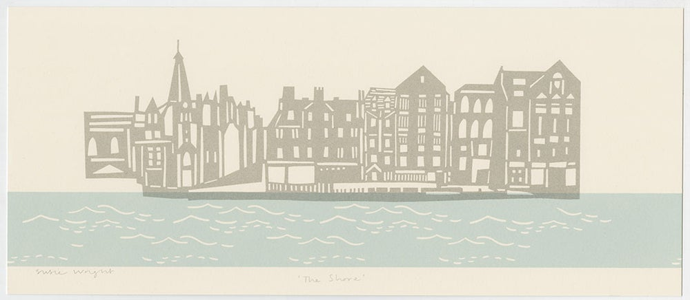 Image of The Shore screen print