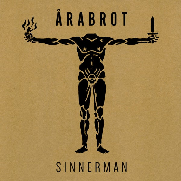 "Image of ÅRABROT - Sinnerman / VINYL 12"" EP"