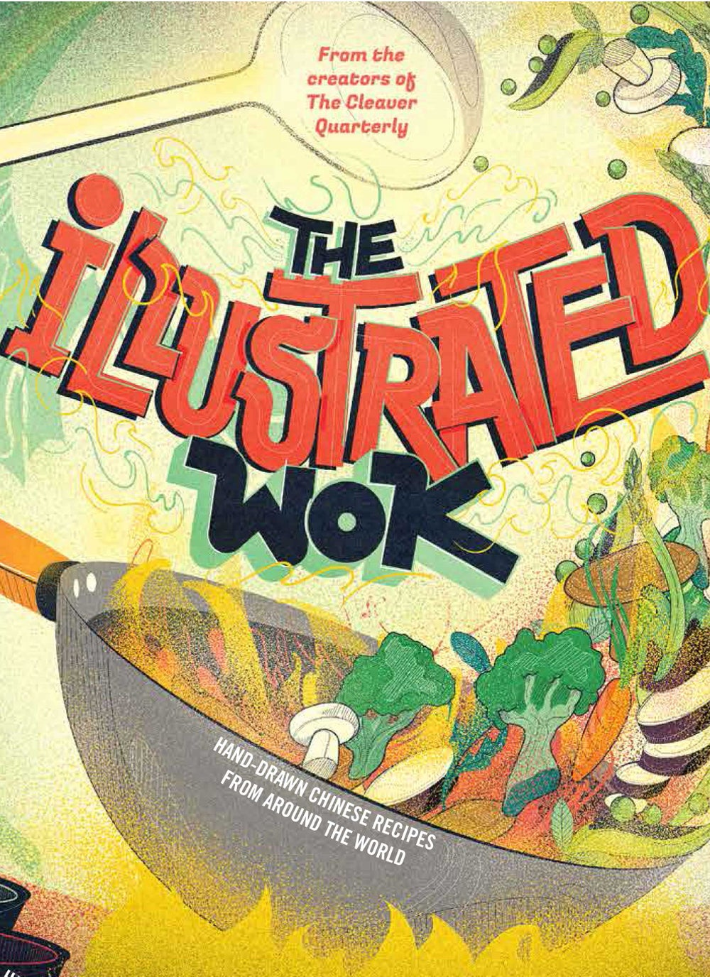 Image of THE ILLUSTRATED WOK