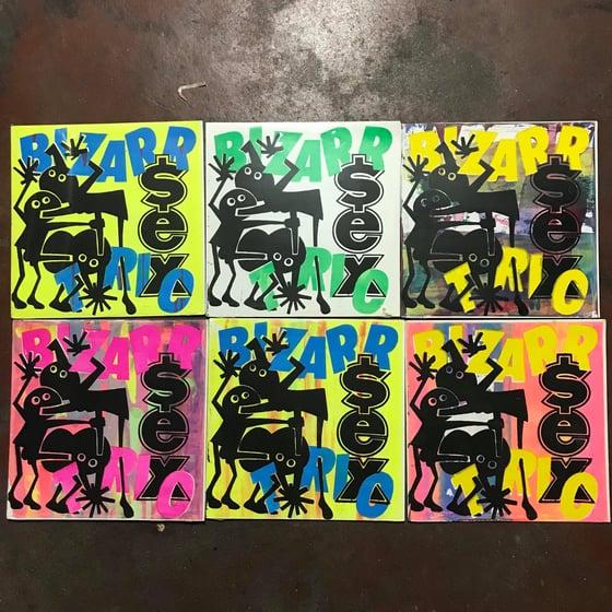 Image of Bizarr Sex Trio Vinyl
