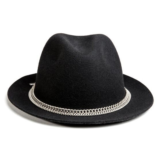 Image of BLACK or Grey TRILBY MARENGO