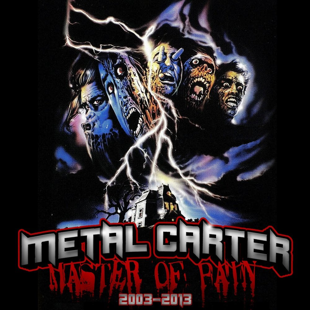 Image of METAL CARTER