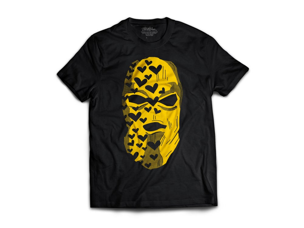 Image of Mobbin Ski-Mask (Solid Yellow)