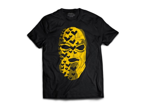 Image of Mobbin Ski-Mask (Solid Yellow)
