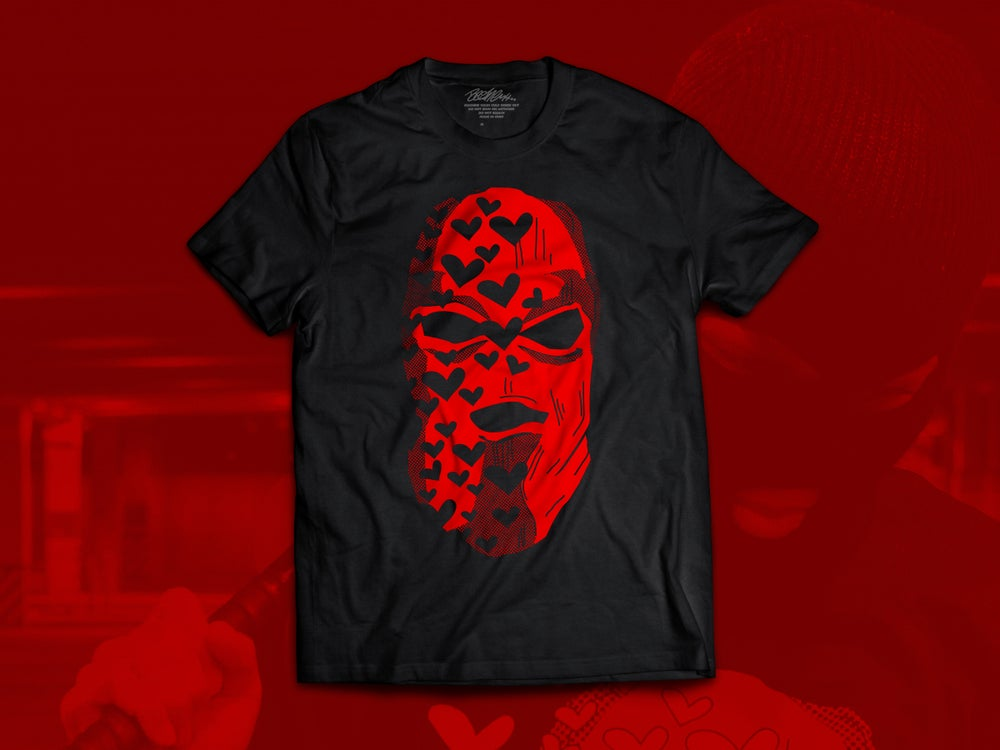 Image of Mobbin Ski-Mask (Solid Red)