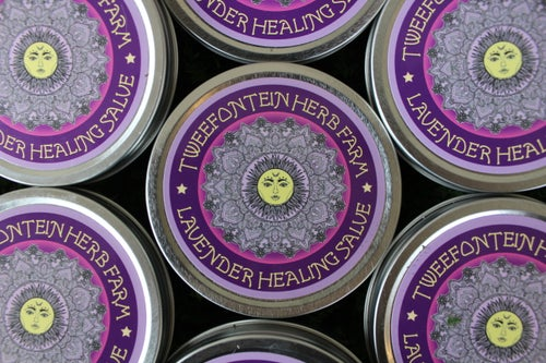 Image of LAVENDER Healing Salve (4 oz)