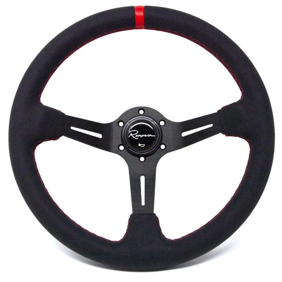 Image of Renown Chicane Rosso Competition Suede