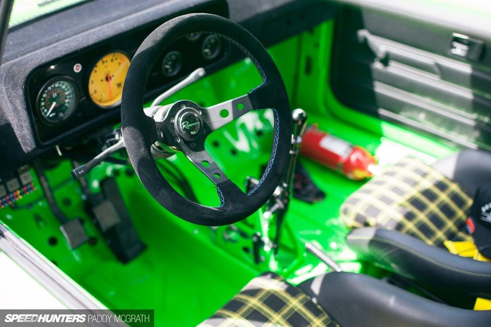 Image of Renown 100 Motorsport Suede