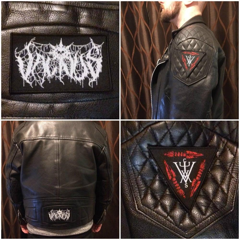 Image of Vacivus + Sigil patches