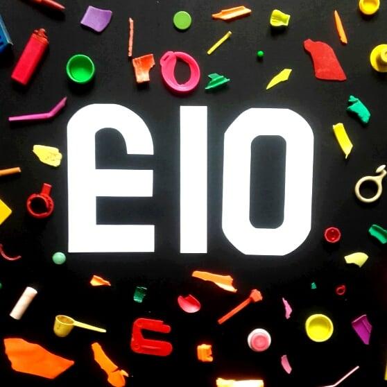 Image of £10 sponsorship