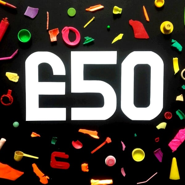Image of £50 Sponsorship