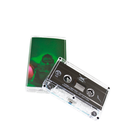 "Image of Bent Sea ""Noistalgia"" cassette last copies!"