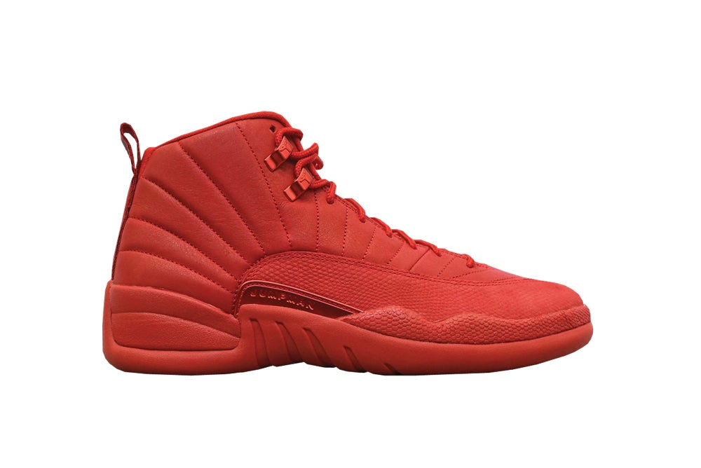 Image of Jordan 12 Retro Gym Red 130690-601