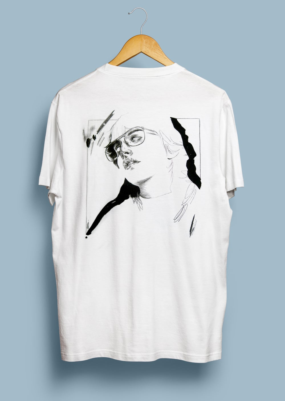 Image of Glasses T-shirt