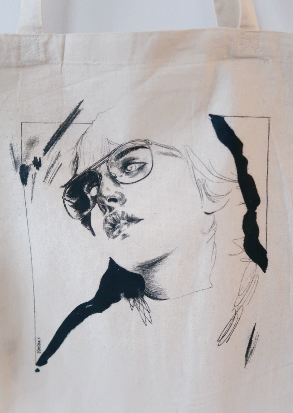 Image of Glasses tote