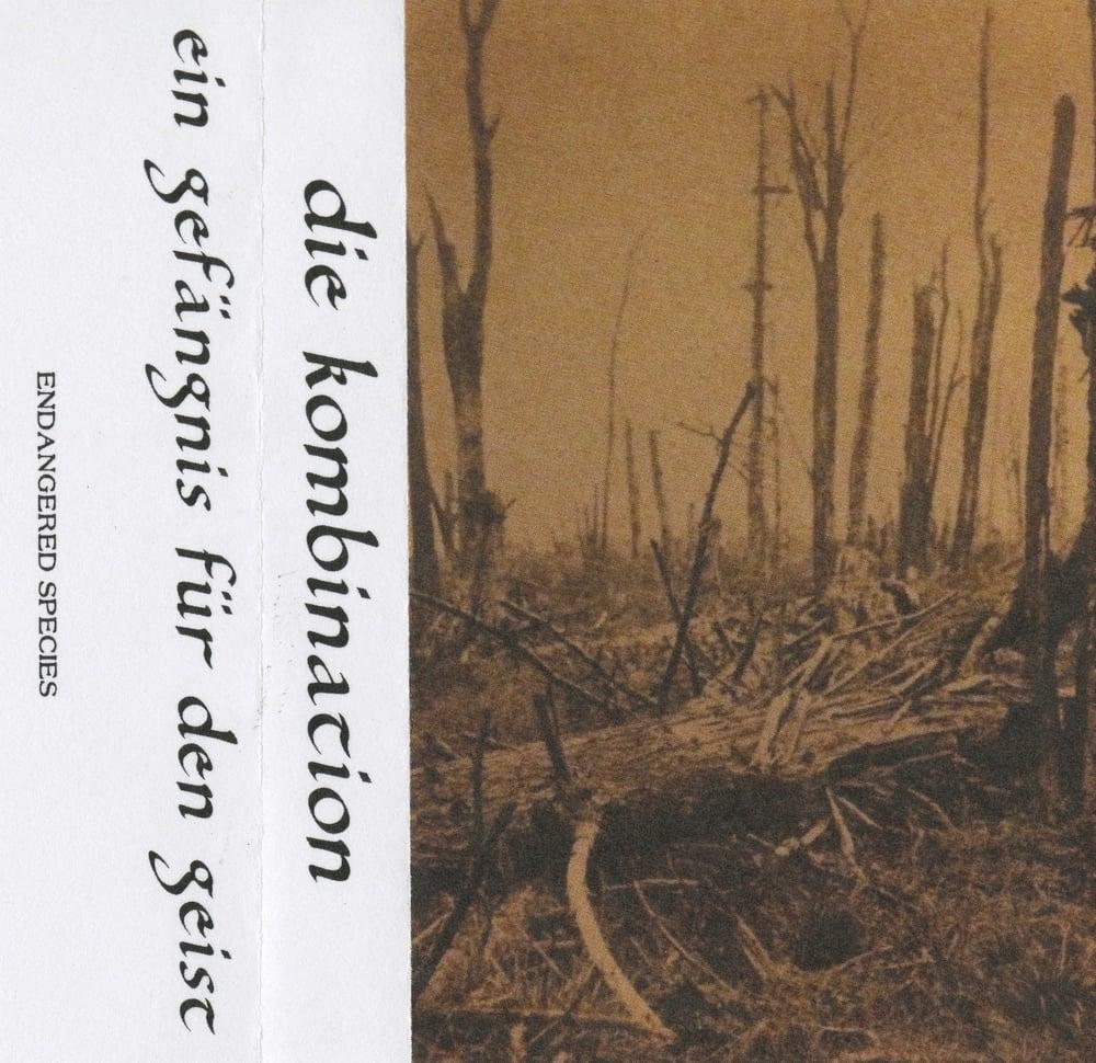 Image of Die Kombination – Ein Gefängnis Für Den Geist (Second Edition)