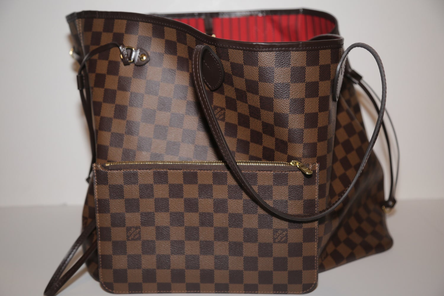 Image of LOUIS VUITTON NEVERFUL