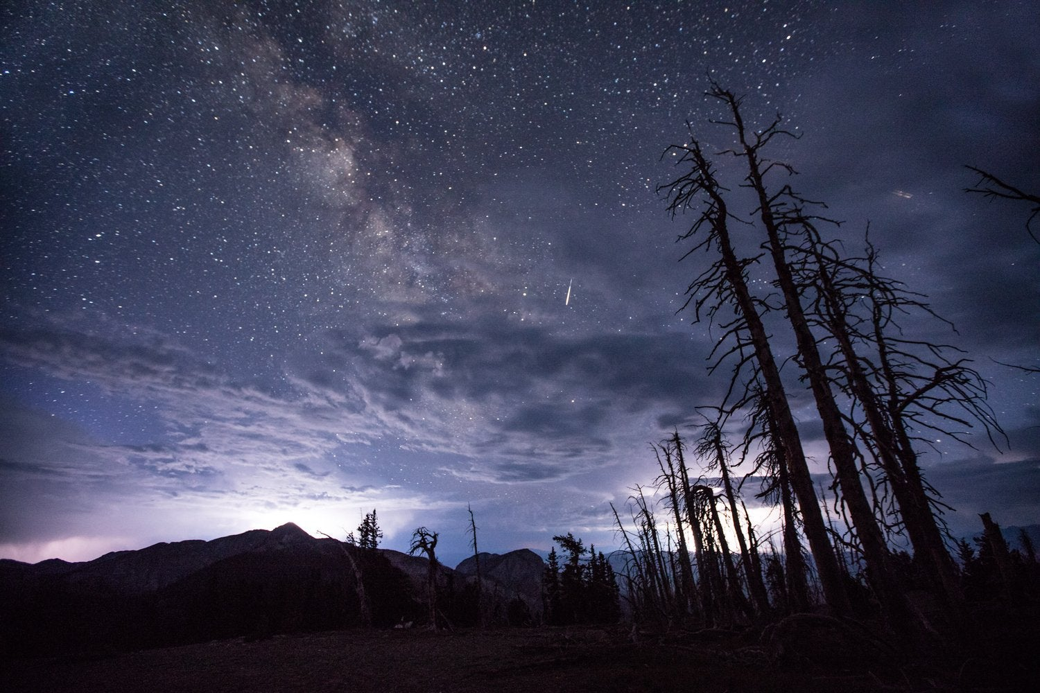 Image of Great Basin Light Show