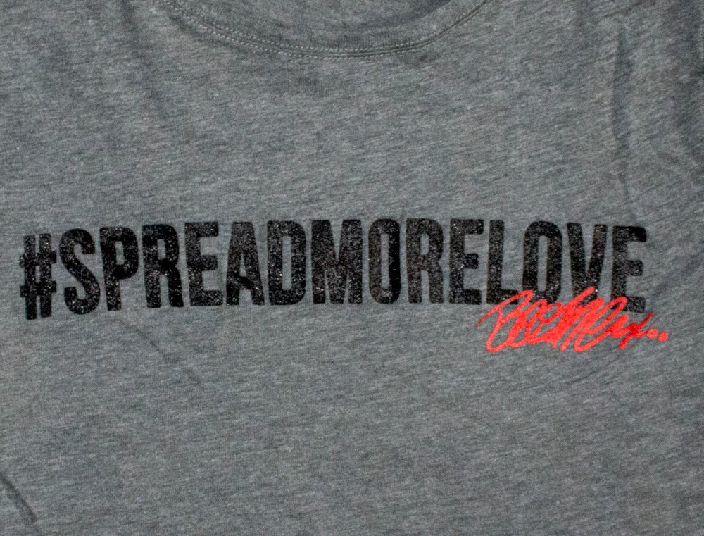 Image of Spread More Love Crop Top