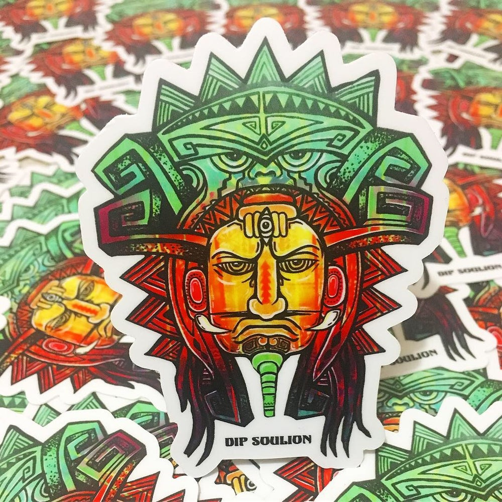 Image of Tribesman sticker
