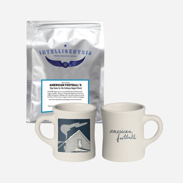 Image of Limited Edition Holiday House Mug + Stay Home for the Holidays [Again] Blend (PRE-ORDER)